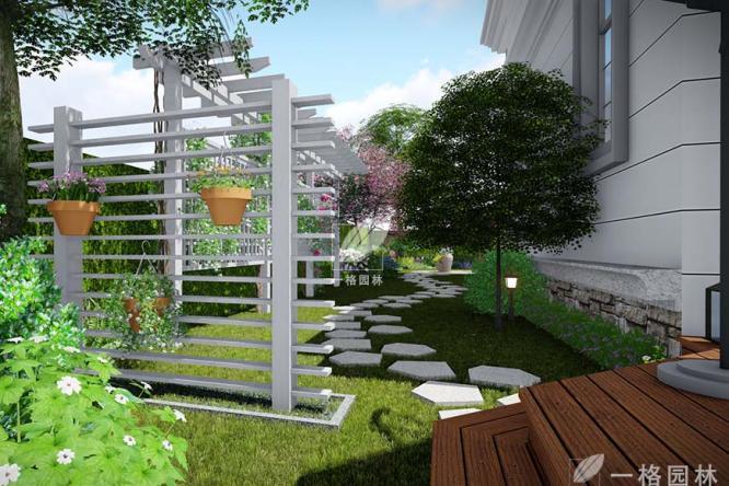 """别墅花园设计中那些又""""藏""""又""""透""""的景观才是最美的"""