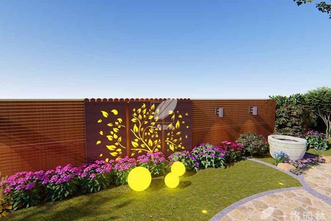如何做好别墅花园景观中的灯光设计