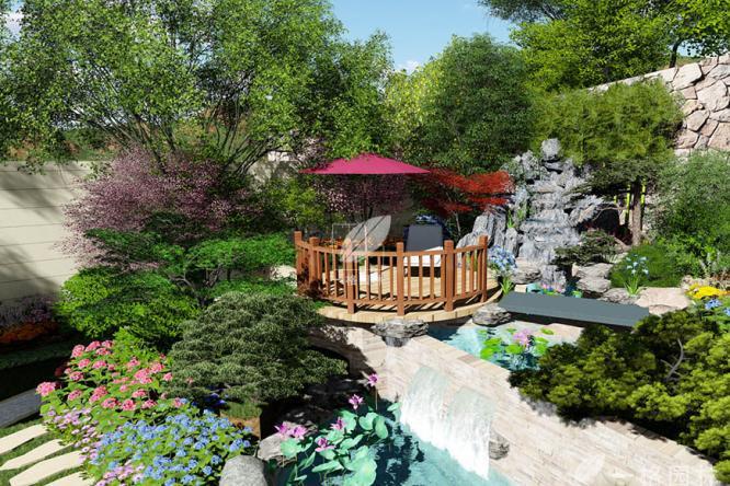 关于别墅花园景观冬季必备的花木修剪攻略