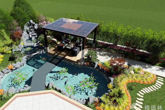 园林绿化景观设计公司阐述园林绿化施工相关管理工作