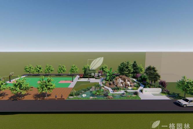 一格园林浅谈工厂园林景观绿化对城市生态环境的贡献