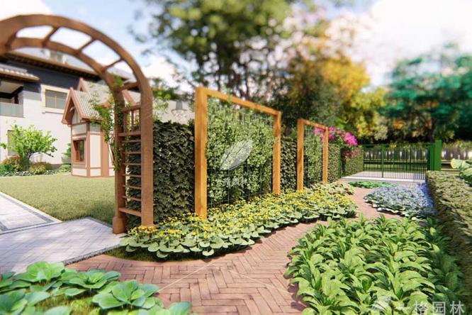 杭州私家庭院景观设计中植物选择